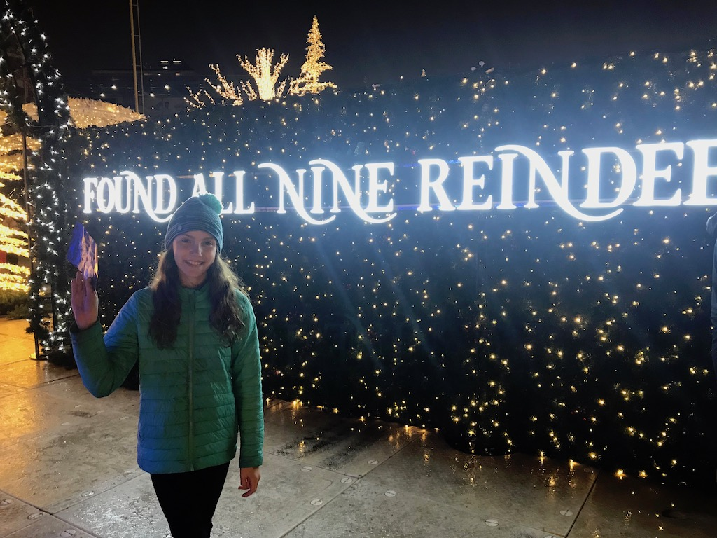 Enchant Christmas at Nationals Park
